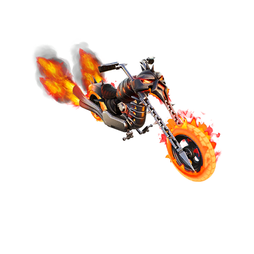 Fortnite Ghost Glider glider