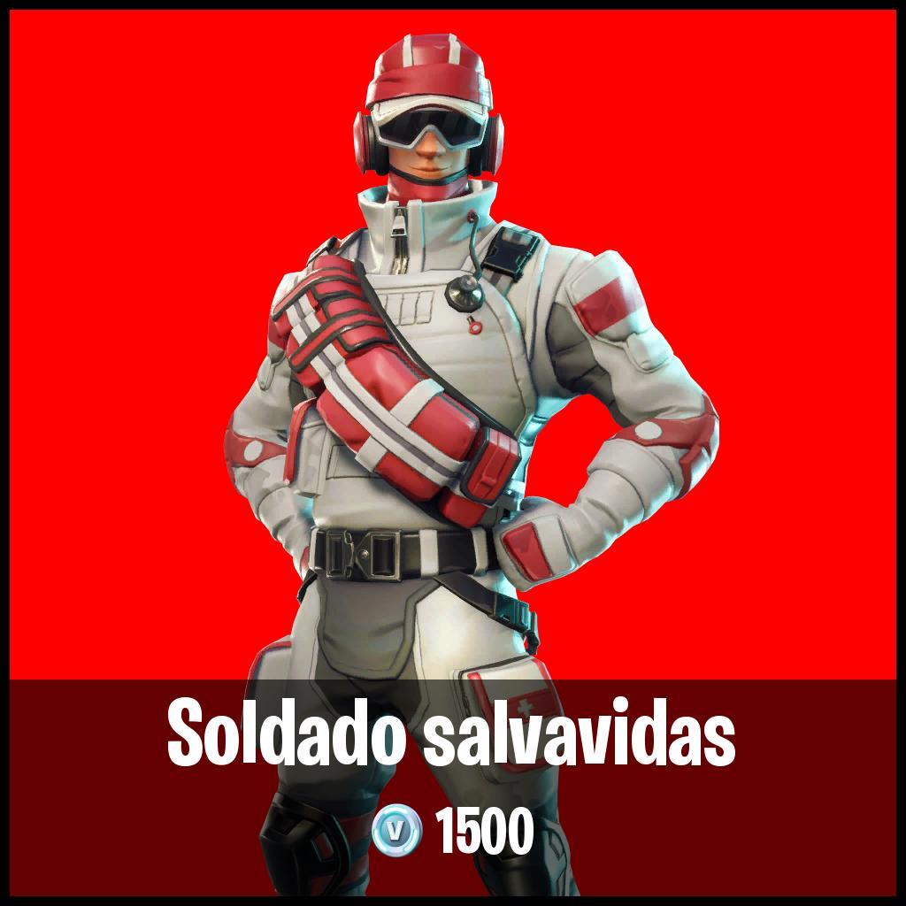 Soldado salvavidas