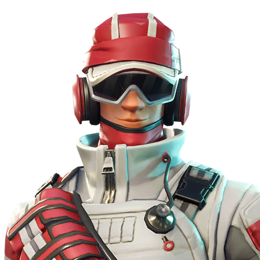 Fortnite Triage Trooper outfit