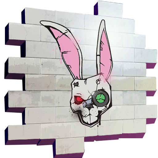 Fortnite Crunk Bunny spray