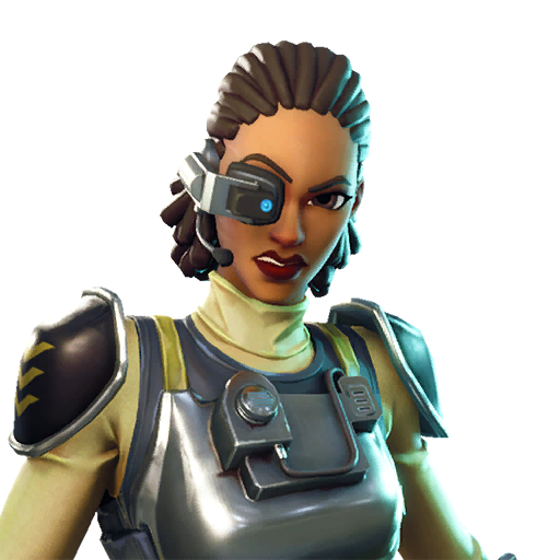 Fortnite Steelsight outfit