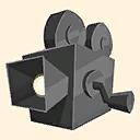 Fortnite Lights, Camera, Action! emoji