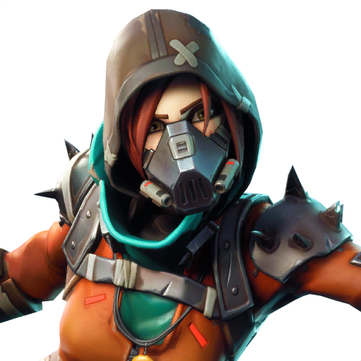 Fortnite Mayhem outfit
