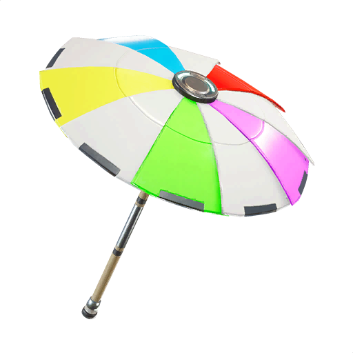 Fortnite Beach Umbrella glider
