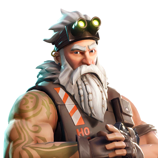 Fortnite Sgt. Winter outfit