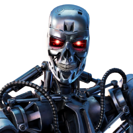 Fortnite T-800 outfit