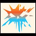 Fortnite Trinity Overload emoji
