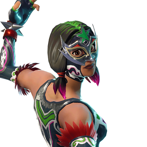 Fortnite Dynamo outfit