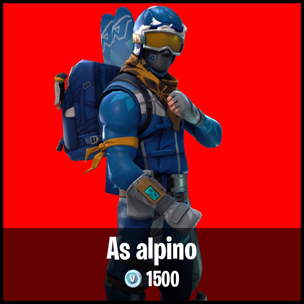 As alpino
