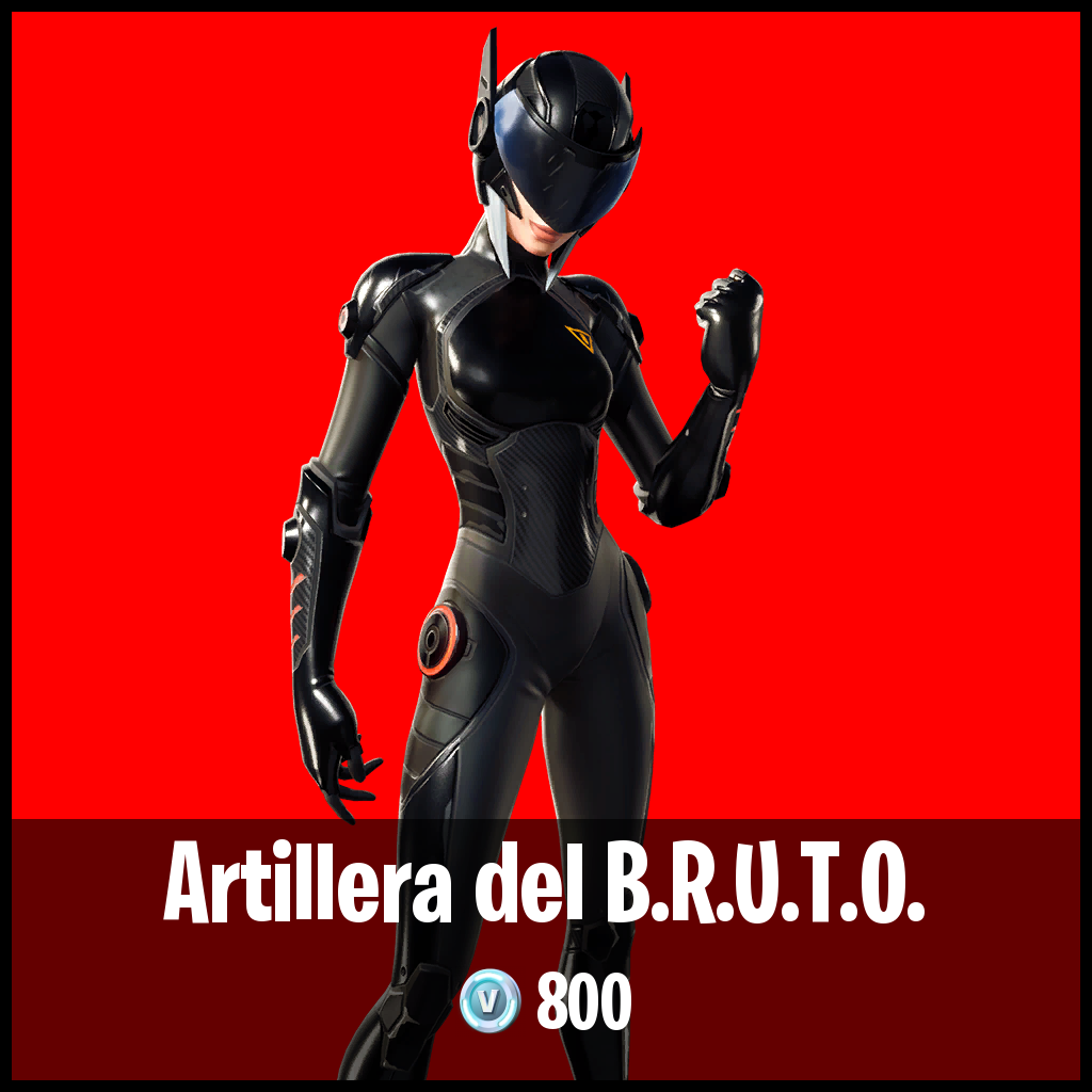 Artillera del B.R.U.T.O.