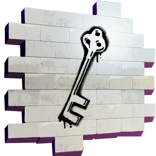Fortnite Skeleton Key spray