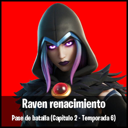 Raven renacimiento