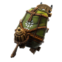 Crafted Carrier