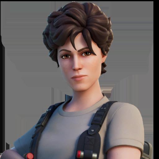 Fortnite Ellen Ripley outfit