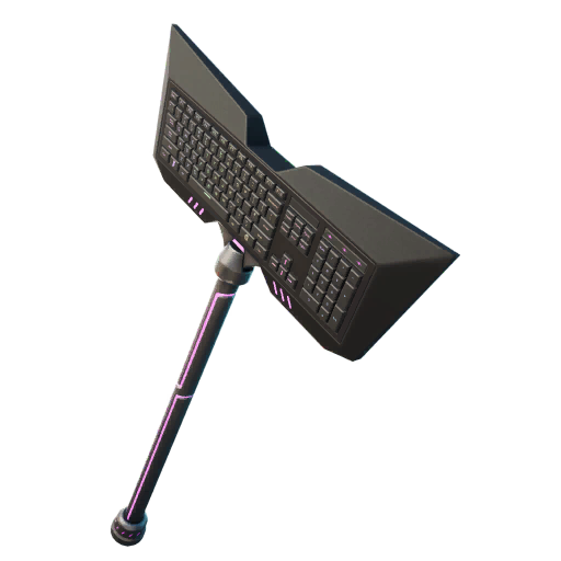 Qwerty Axe