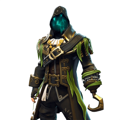 Fortnite Blackheart (Stage 4) Outfit Skin
