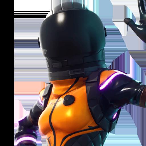 Fortnite Dark Vanguard outfit