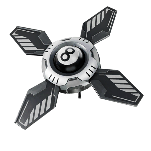 Fortnite Crazy Eight glider