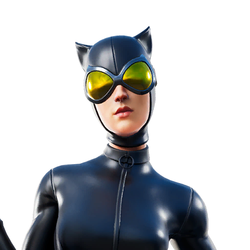 Fortnite Catwoman Comic Book Outfit Outfit Skin