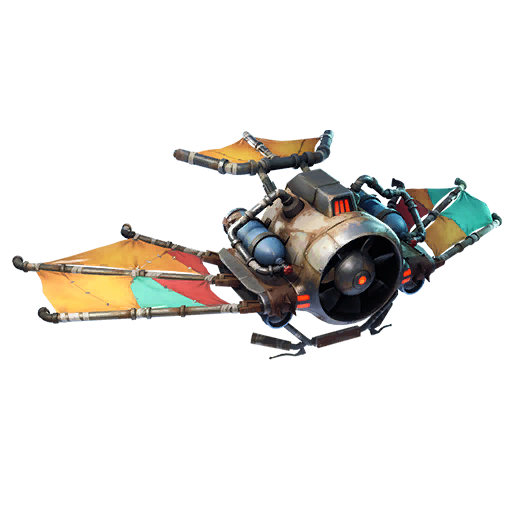 Fortnite Junkjet glider