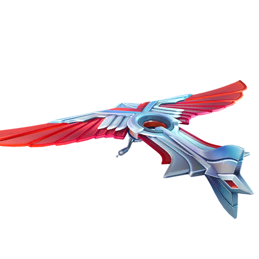 Fortnite Wings of Valor glider