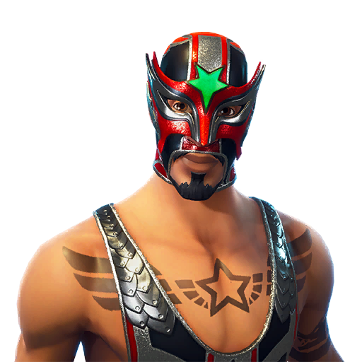 Fortnite Masked Fury outfit