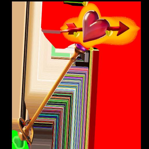 Fortnite Heart Beater pickaxe