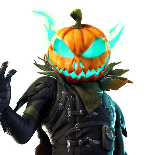 Fortnite Hollowhead outfit