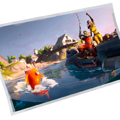 Fortnite Open Water loadingscreen