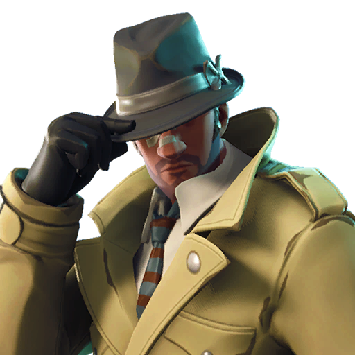 Fortnite Sleuth outfit