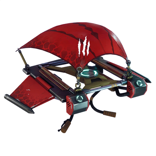 Fortnite Fossil Flyer glider