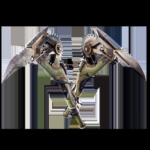 Fortnite Psycho Buzz Axes pickaxe