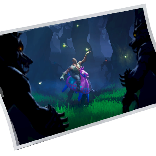 Fortnite Wailing Wolves loadingscreen