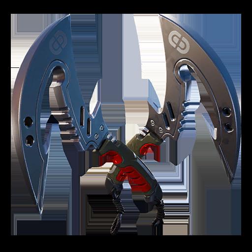 Fortnite Angler Axes pickaxe