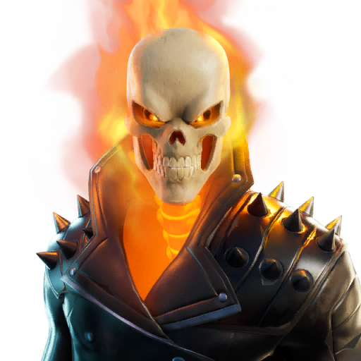 Fortnite Ghost Rider outfit