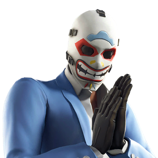 Fortnite Heist outfit
