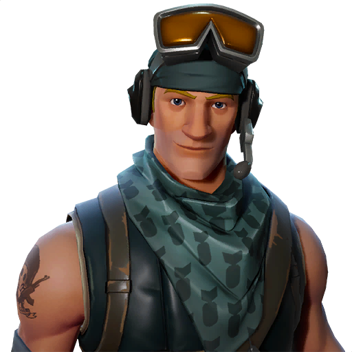 Fortnite Recon Scout outfit