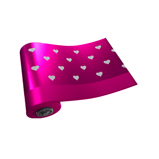 Fortnite Valentine wrap