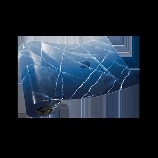 Fortnite Deep Frost wrap