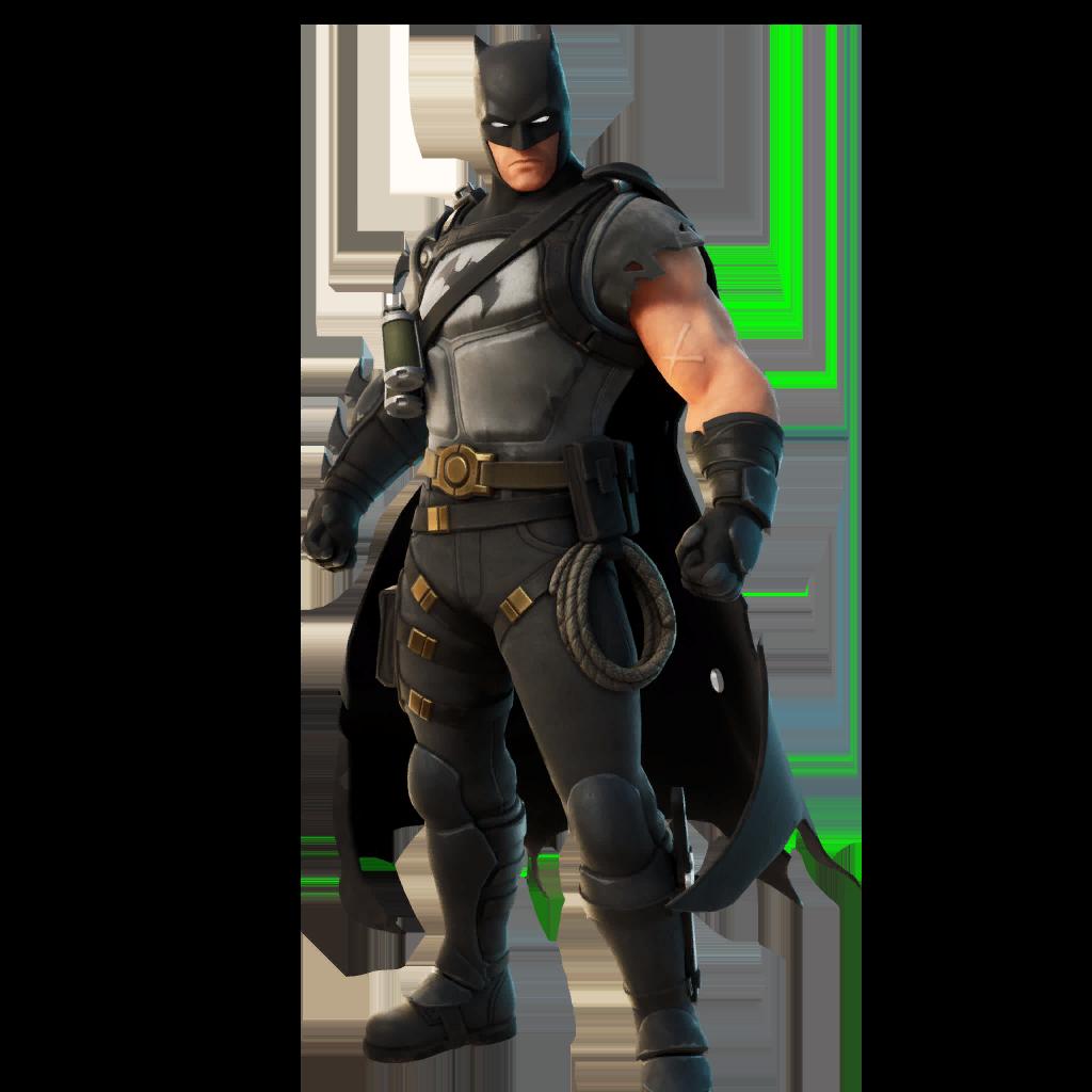 Fortnite Batman Zero Outfit Skin
