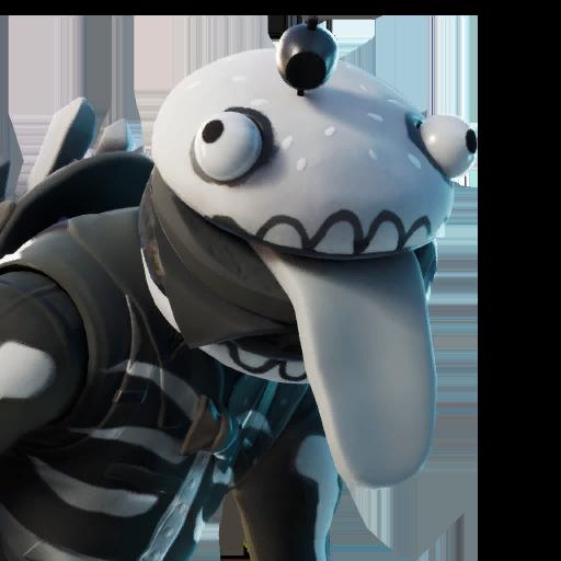 Fortnite Bone Boss outfit
