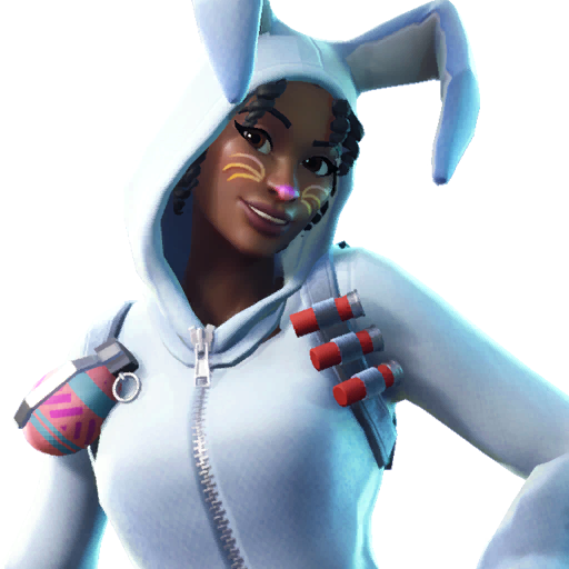 Fortnite Bunny Brawler outfit