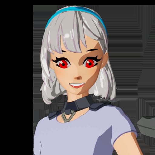 Fortnite Lexa outfit