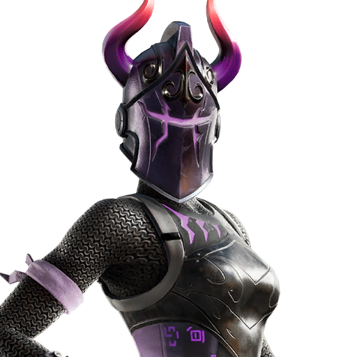 Fortnite Dark Red Knight  outfit