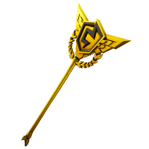 Fortnite The Axe of Champions pickaxe