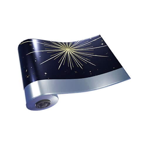Fortnite New Year 2020 wrap