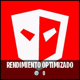 RENDIMIENTO OPTIMIZADO
