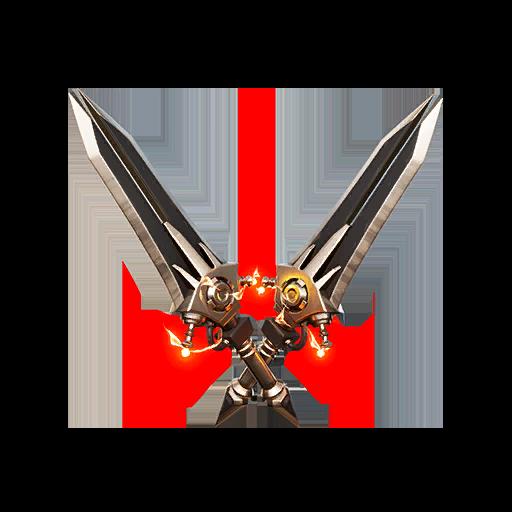 Fortnite Kingmaker pickaxe