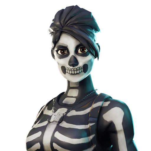 Fortnite Skull Ranger outfit