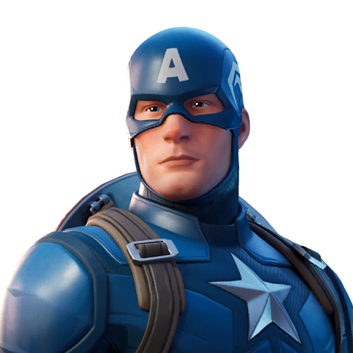 Fortnite Captain America outfit